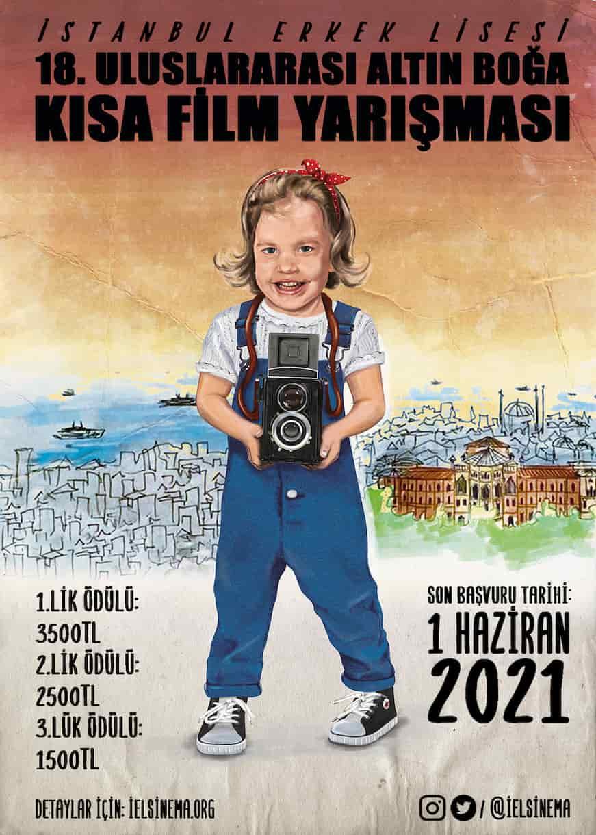 18. Uluslararası Altın Boğa Kısa Film Yarışması