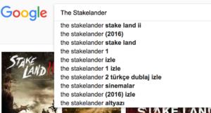 stakelander filmi