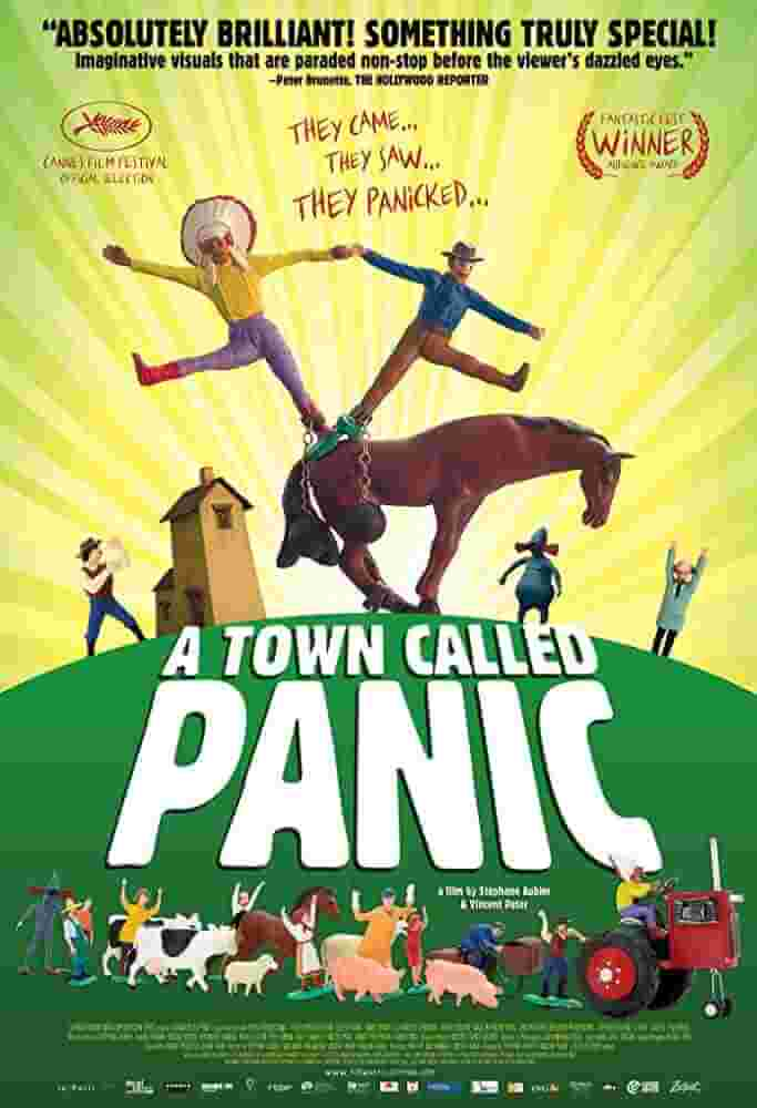 A Town Called Panic (2009)