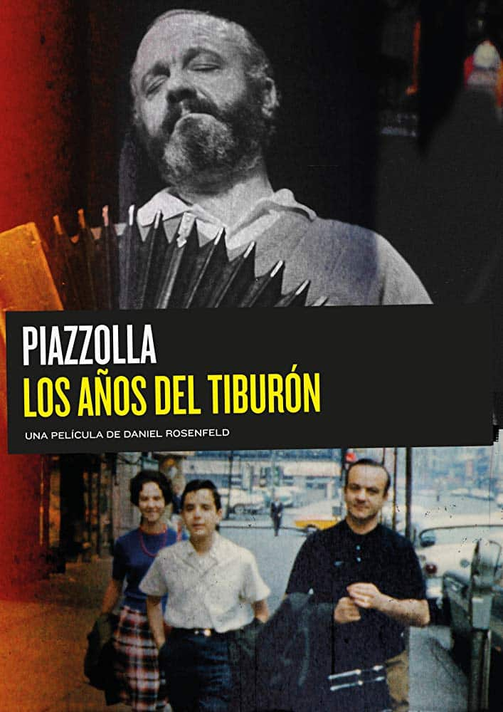 Astor Piazzolla inedito