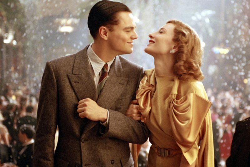 "Cate Blanchett in ""The Aviator"""