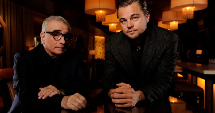 DiCaprio ve Scorsese