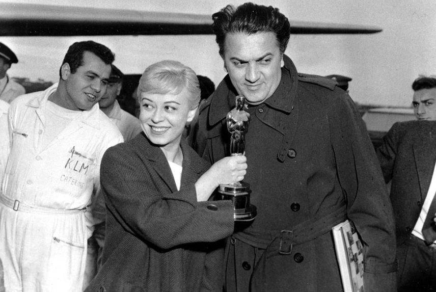 Giulietta Masina ve Federico Fellini