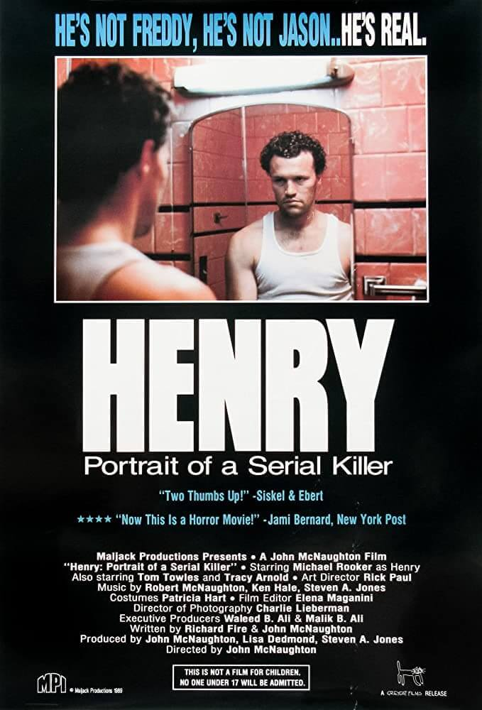 Henry- Portrait of a Serial Killer (1986)