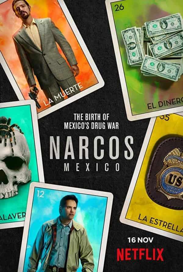 Narcos- Mexico