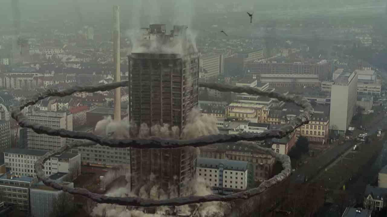 Neill Blomkamp-rakka fabrika