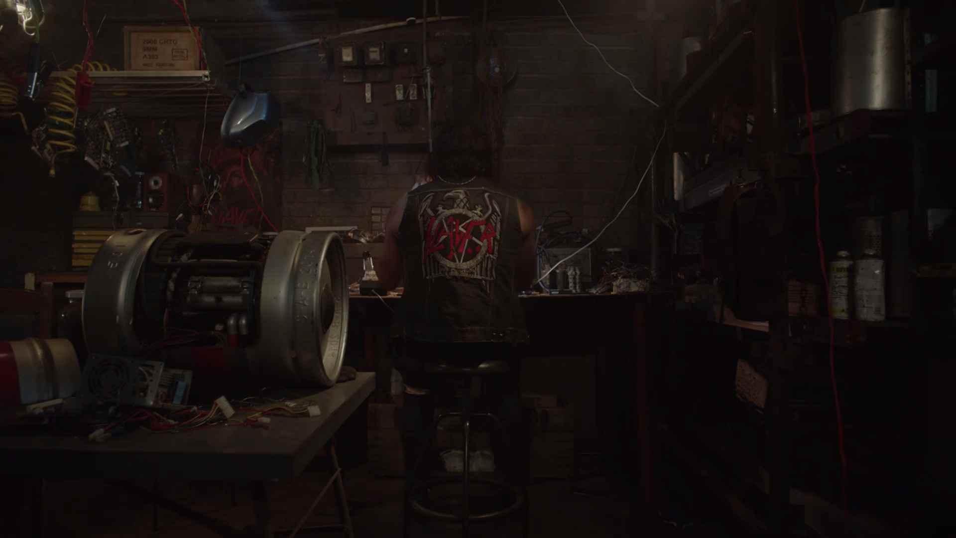 Neill Blomkamp-rakka nosh