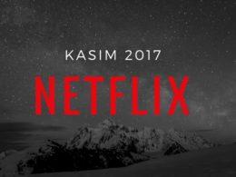 Netflix Kasim 2017