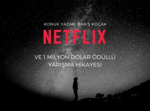 Netflix odullu yarisma