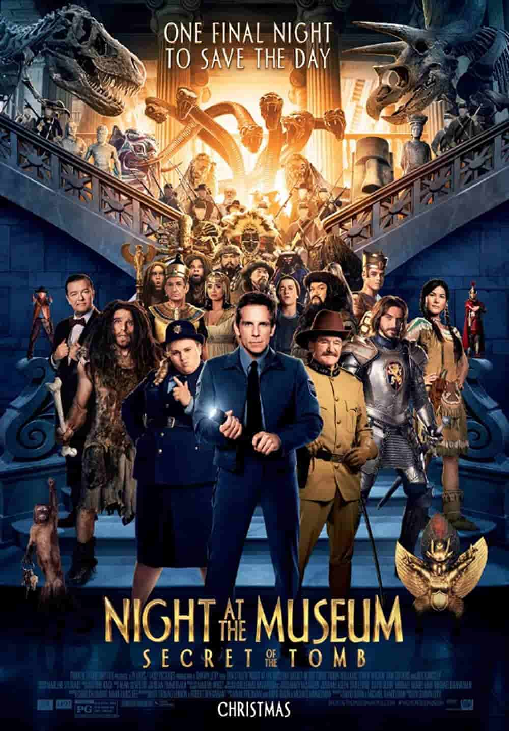 Night at the Museum- Secret of the Tomb (2014) (1)