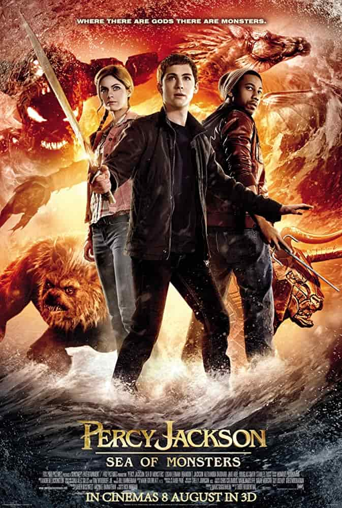 Percy Jackson- Sea of Monsters (2013)