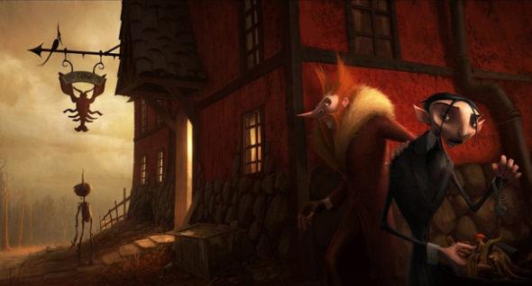 Pinocchio (Guillermo del Toro)