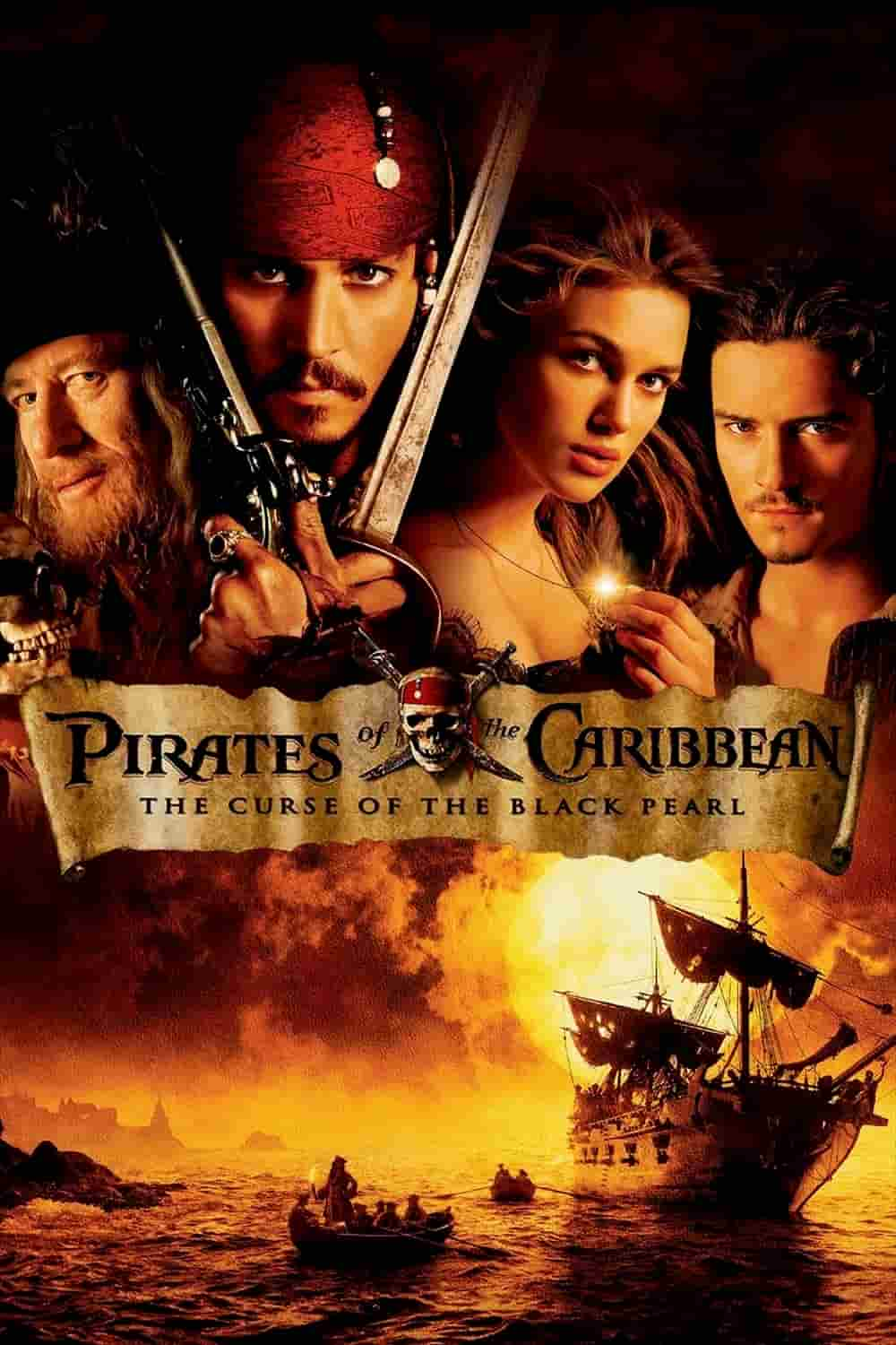 Pirates of the Caribbean- The Curse of the Black Pearl (2003)