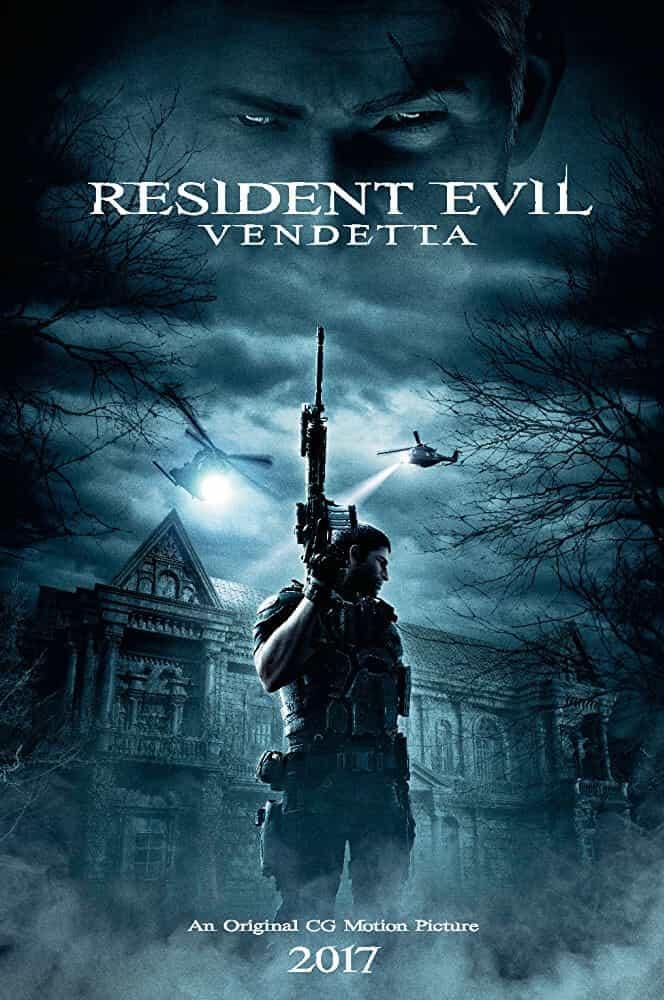 Resident Evil- Vendetta