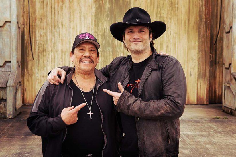 Robert Rodriguez Danny Trejo