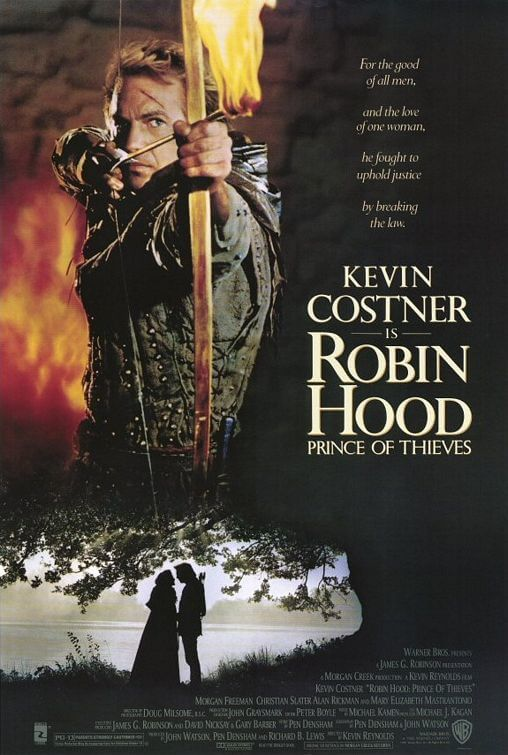 Robin Hood- Prince of Thieves (1991)