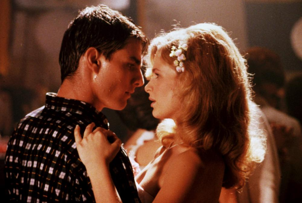 Tom Cruise, Kyra Sedgwick,