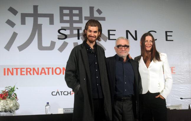 Scorsese silence filmi