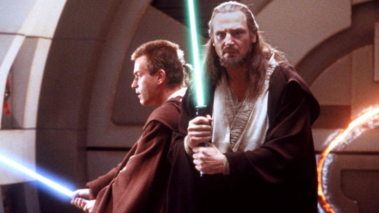Star Wars- Episode I- The Phantom Menace