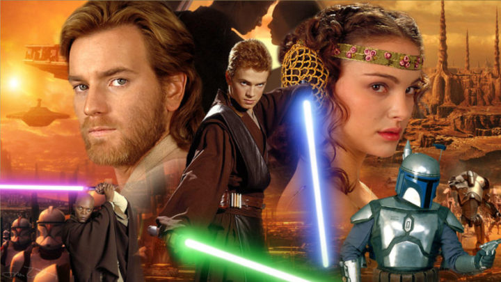 Star Wars- Episode II – Attack of the Clones