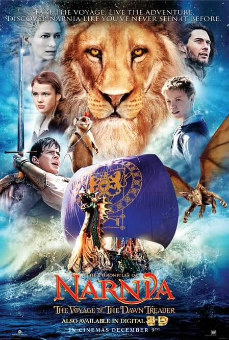 The Chronicles of Narnia- The Voyage of the Dawn Treader (2010)