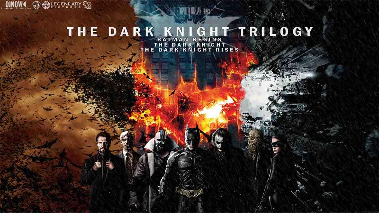 the dark knight uclemesi