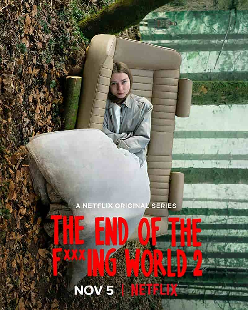 The End of the F___ing World