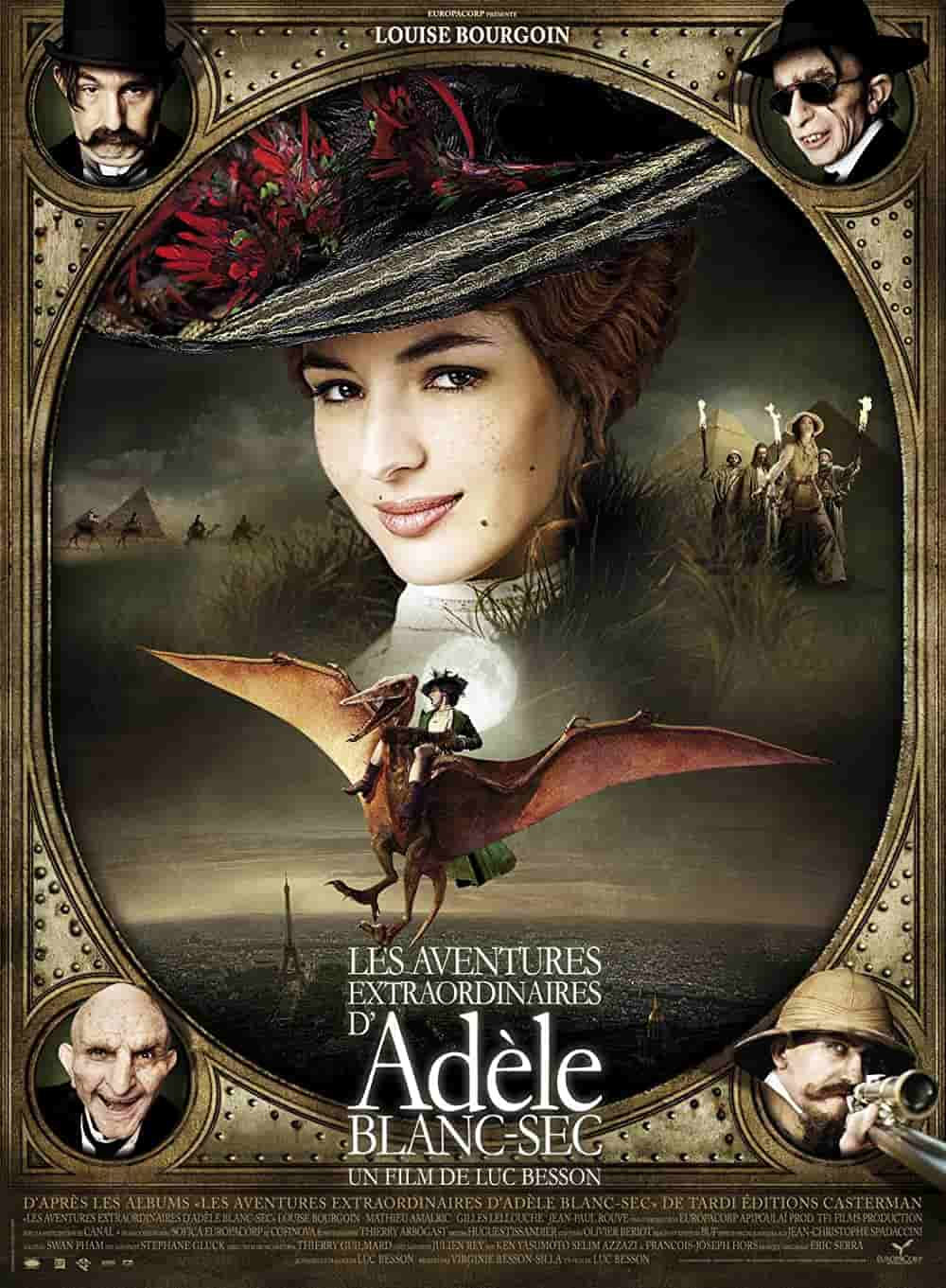 The Extraordinary Adventures of Adèle Blanc-Sec (2010) (1)