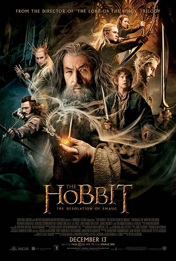 The Hobbit- The Desolation of Smaug (2013)