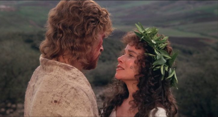 The Last Temptation of Christ ask