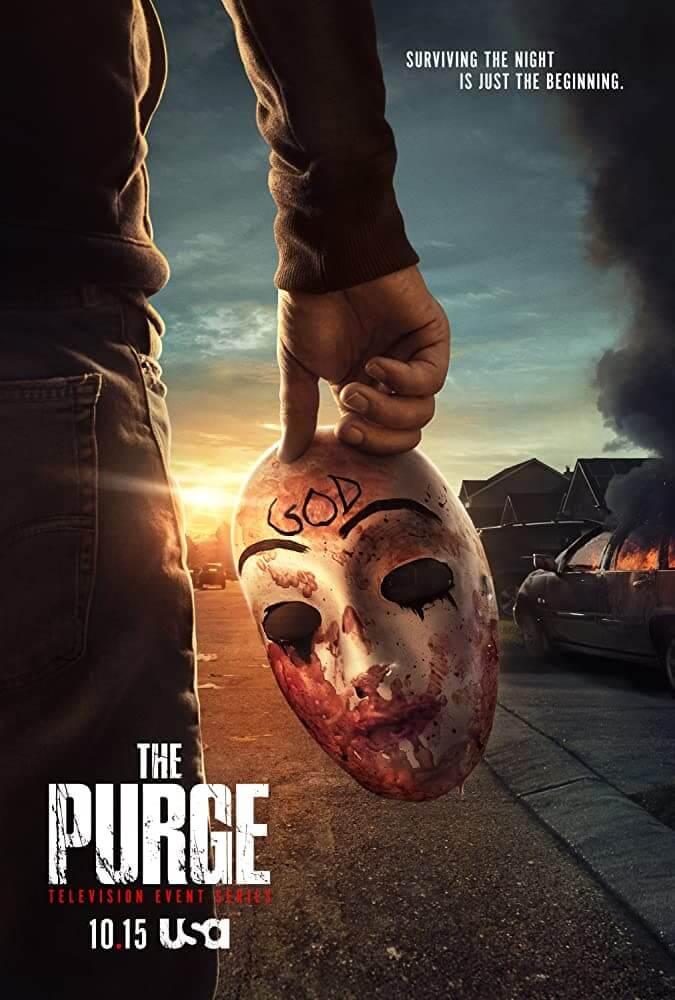 The Purge dizi