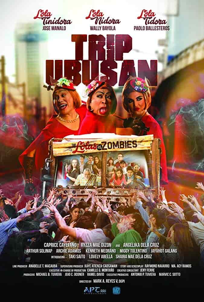 Trip-Ubusan-The-Lolas-vs-Zombies
