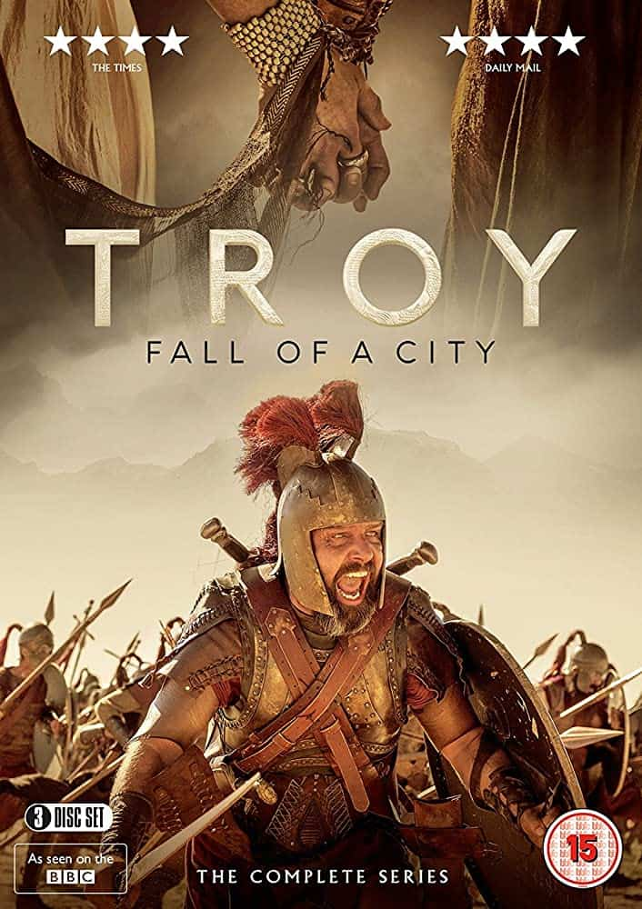 Troy- Fall of a City