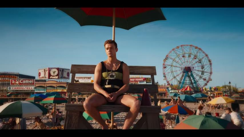 Wonder Wheel justin timberlake