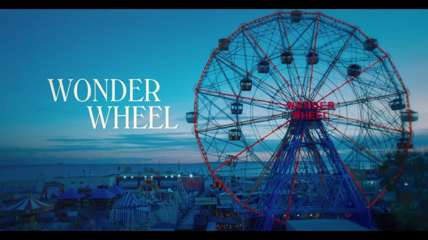 Wonder Wheel fragman
