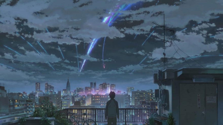 Your Name - Kimi No Na Wa