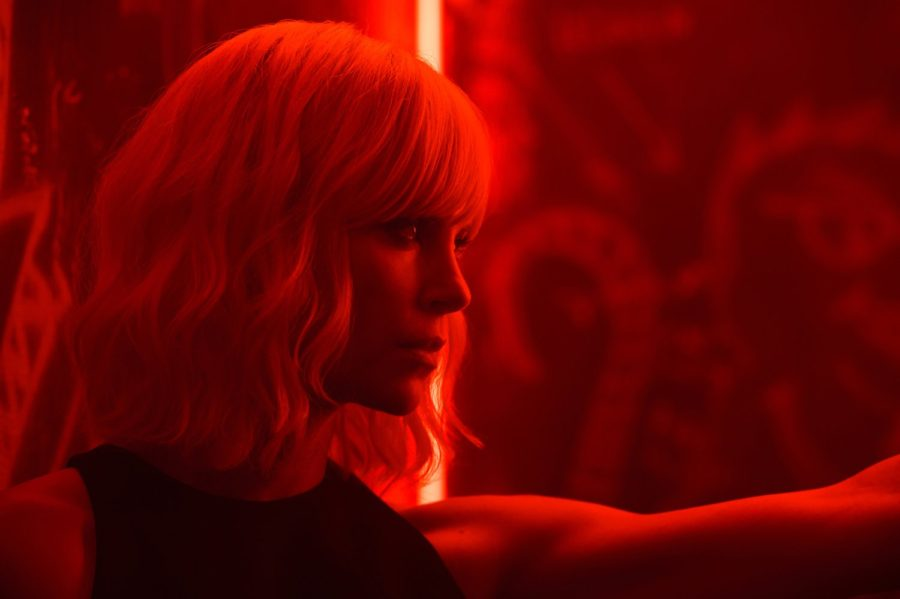 atomic blonde charlize