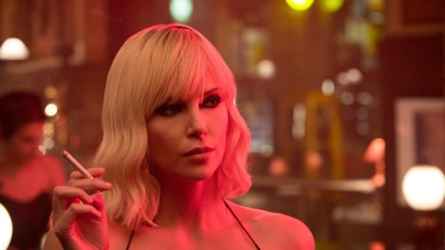 atomic blonde charlize theron