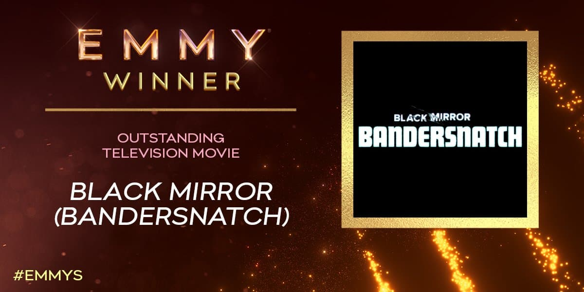bandersnatch emmy