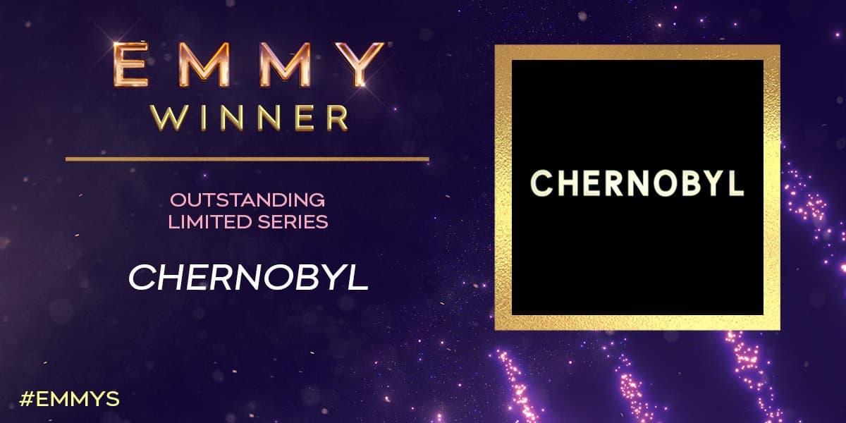 chernobyl series emmy