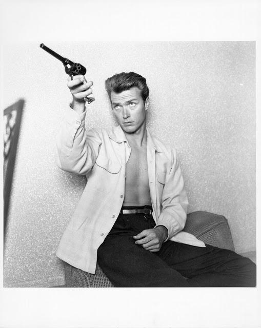 clint eastwood 1956