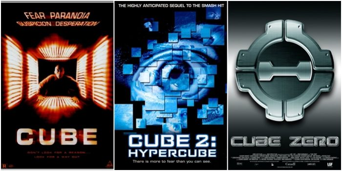 cube uclemesi
