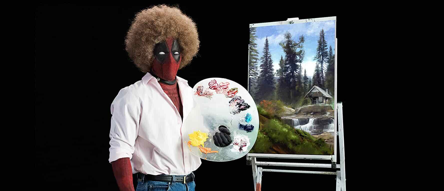 deadpool-2 bob ross