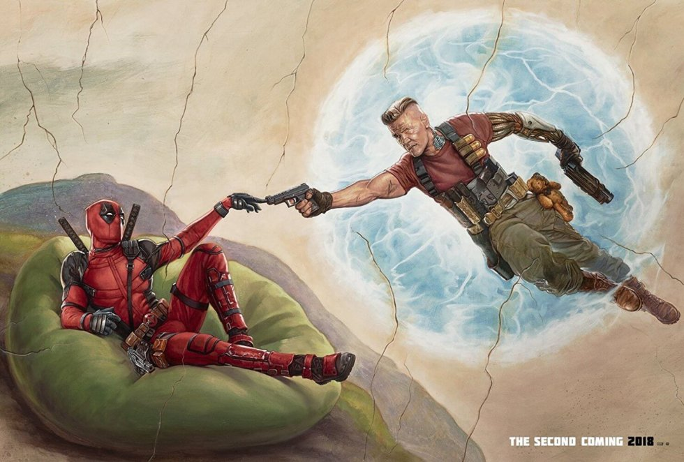 deadpool 2 supercut