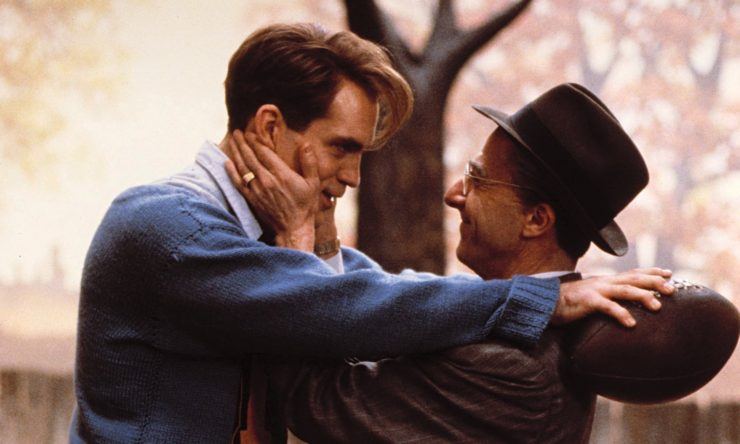 The Death of a Salesman, starring Dustin Hoffman and John Malkovich