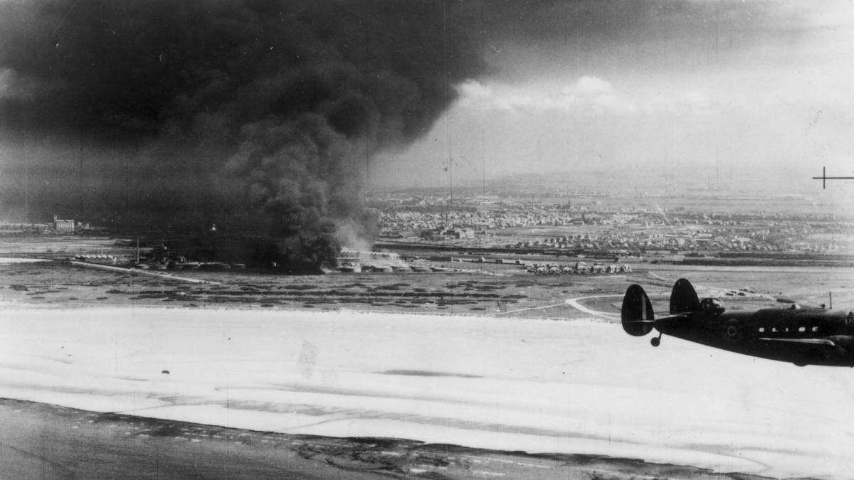 dunkirk bombalama