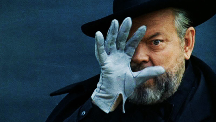 f for fake orson welles