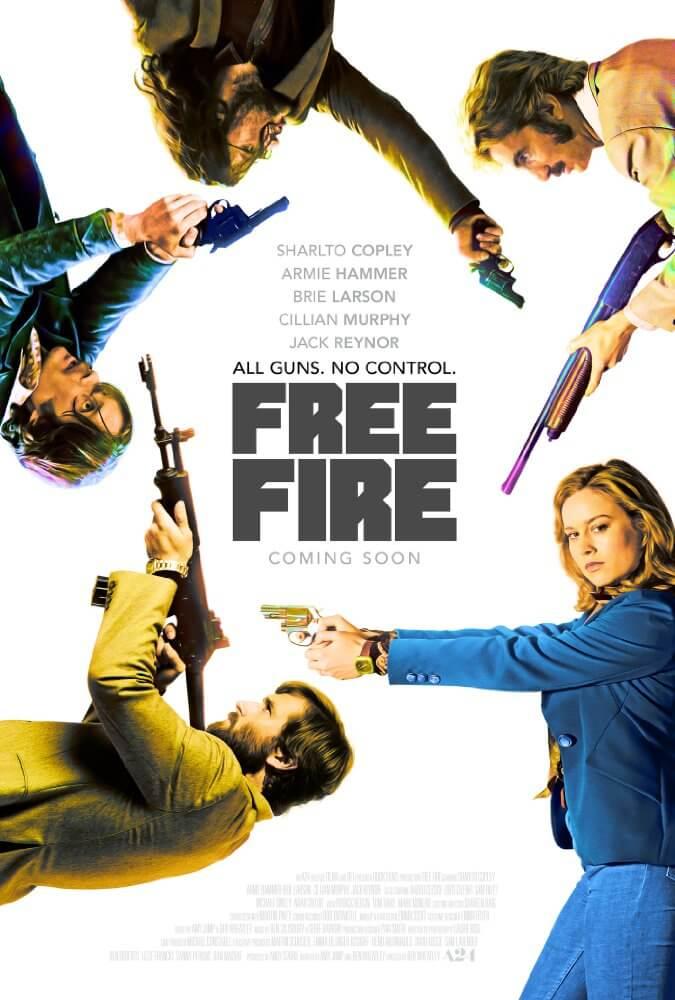 free fire film