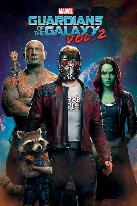 guardians of th egalaxy vol 2