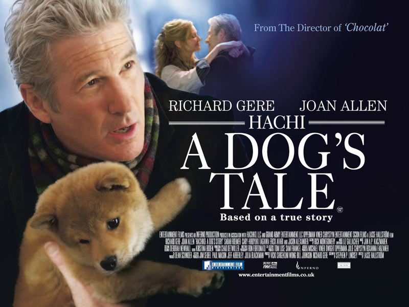 Hachi: A Dog's Tale